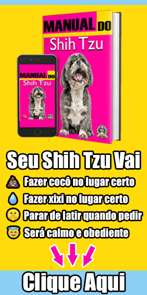 Manual do Shih Tzu