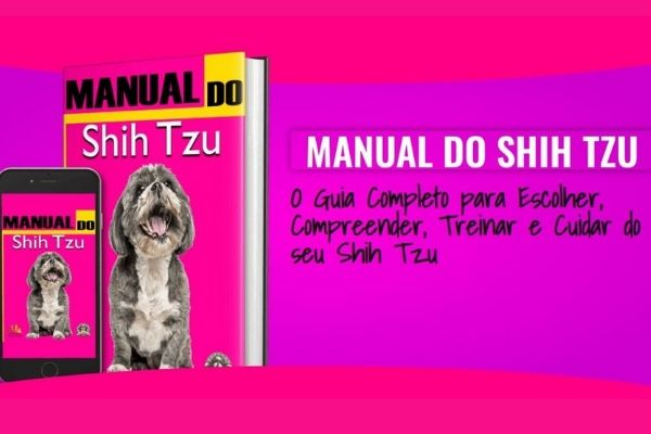 Manual do Shih Tzu - Guia Completo